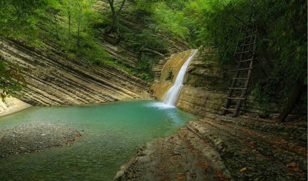 Водопад Куаго